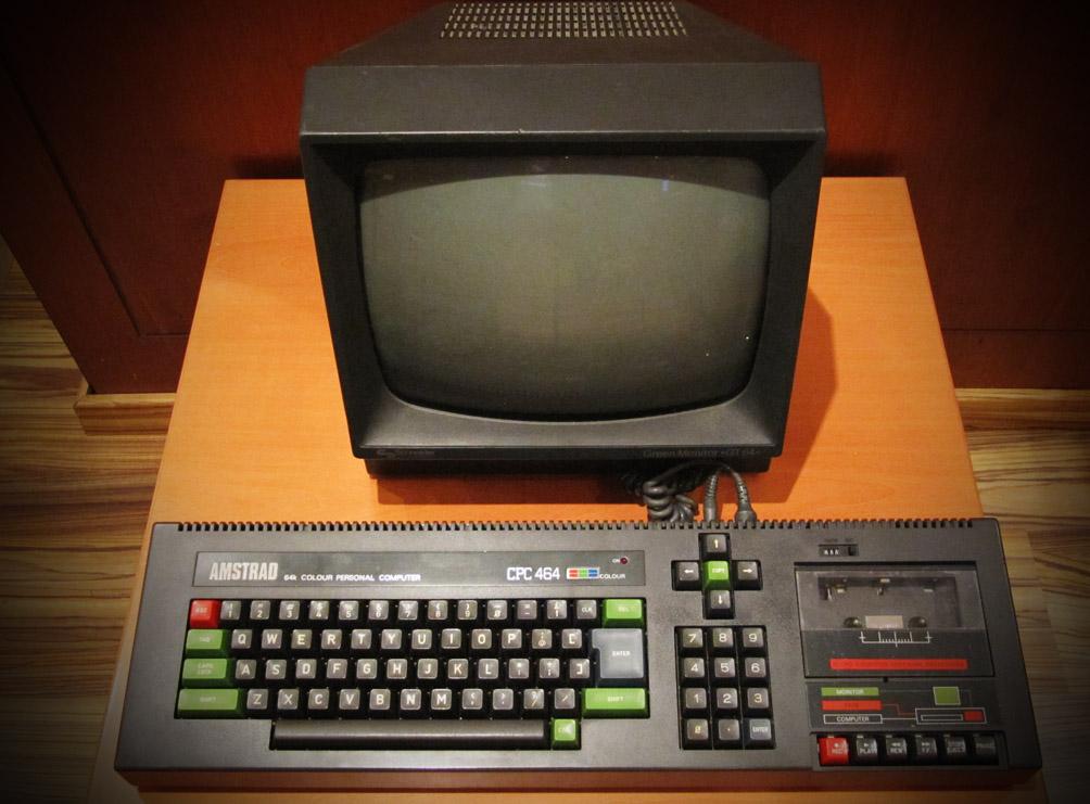 Amstrad 464