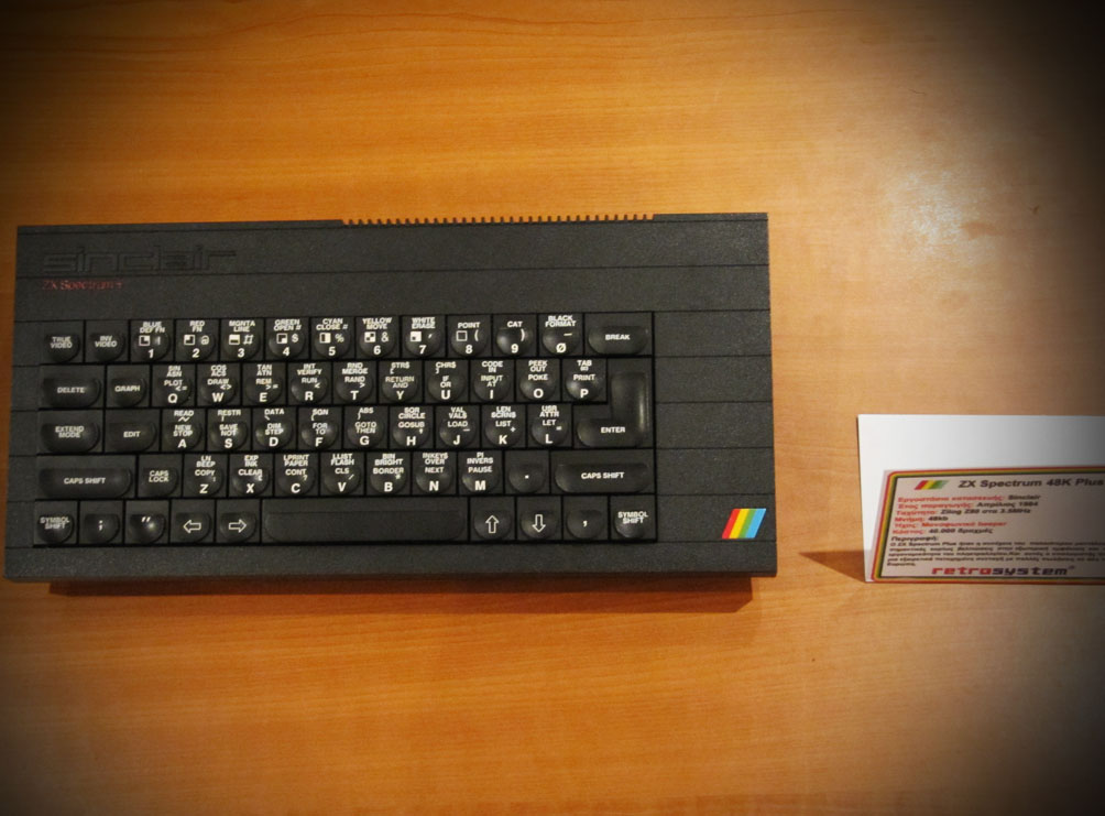 ZX Spectrum+