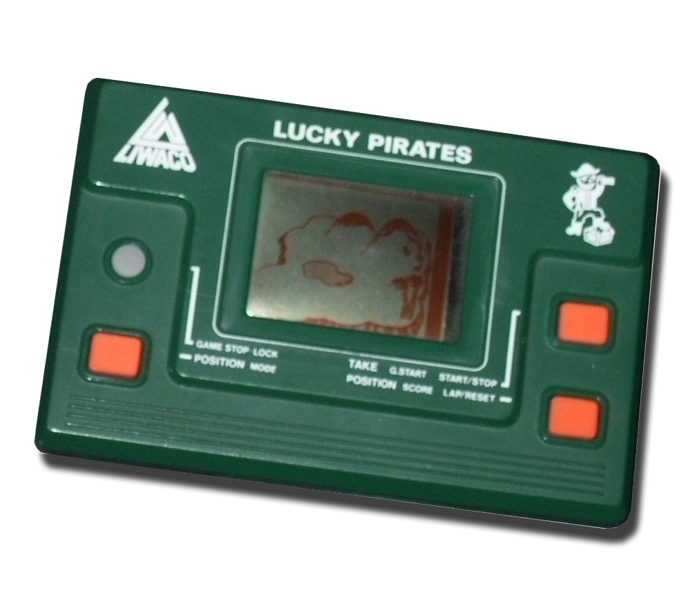 Liwaco-Lucky Pirate