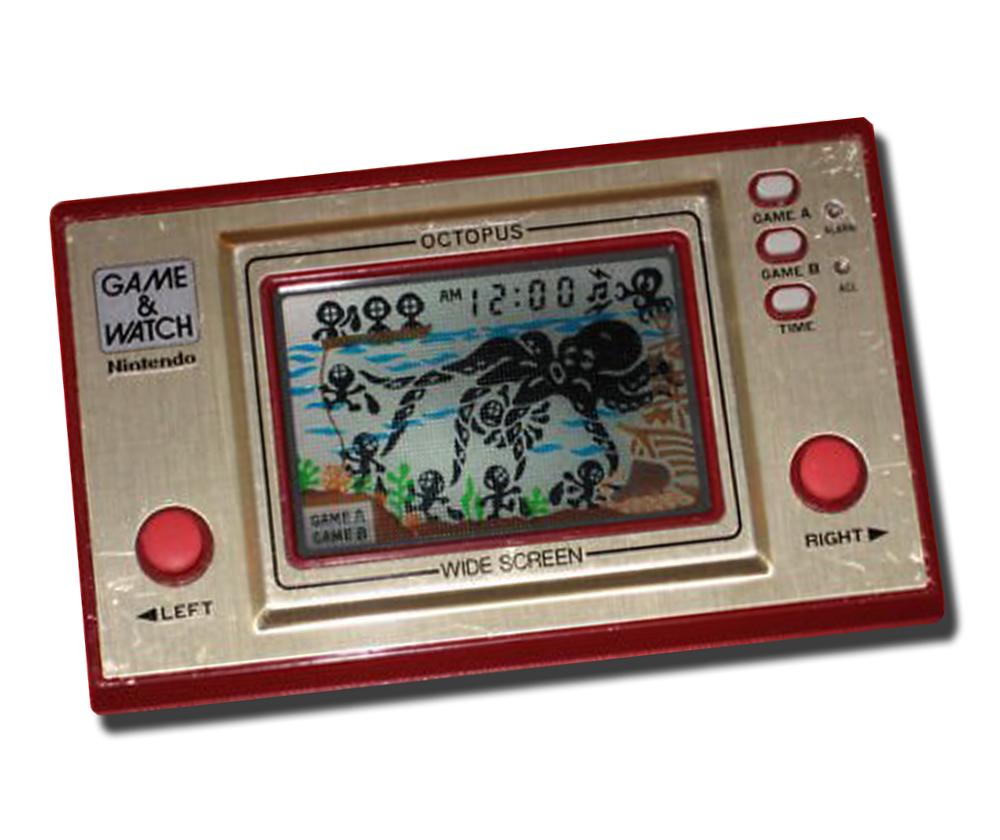 Nintendo-Octopus