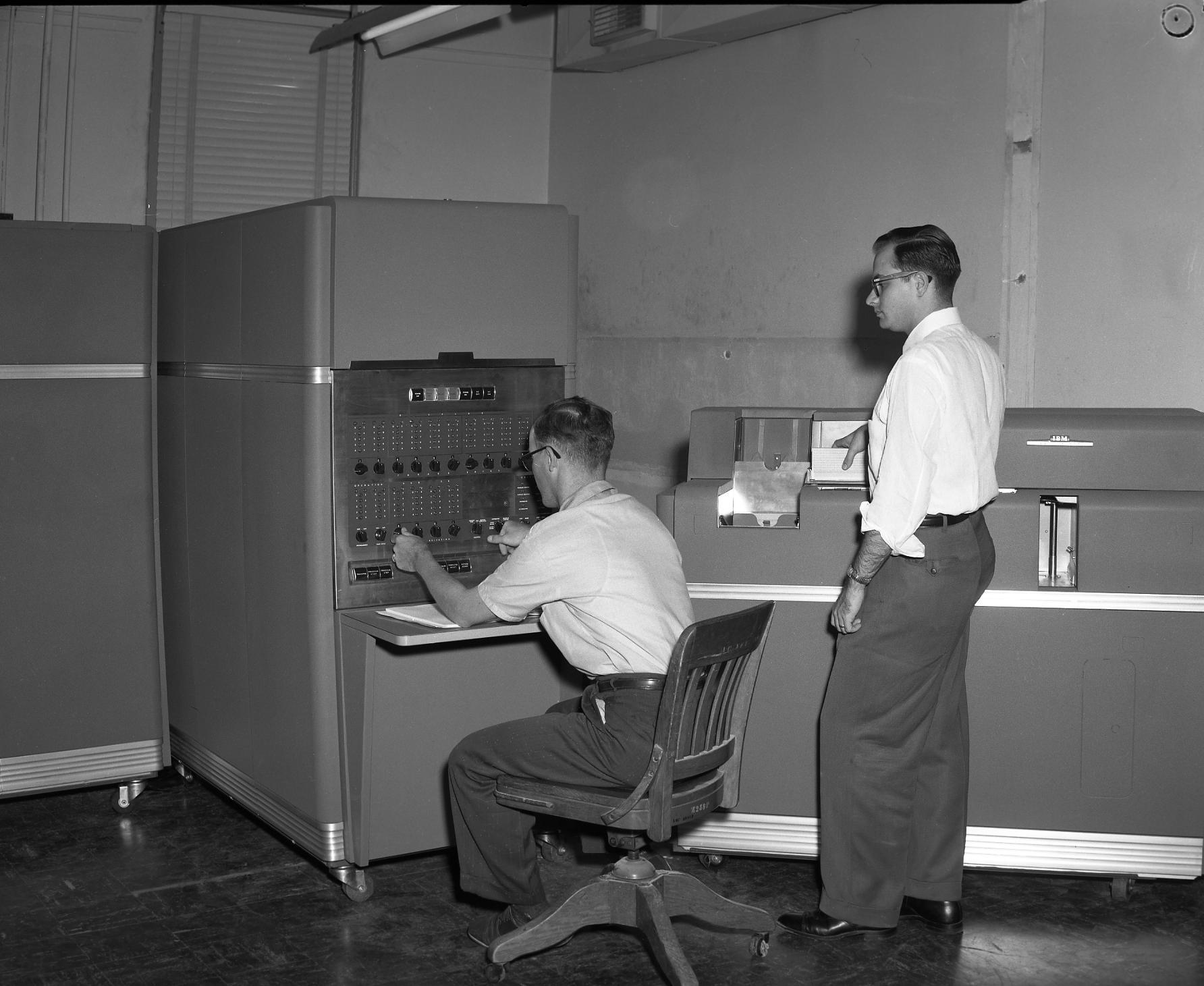 IBM_650_at_Texas_A&M